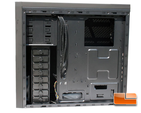 BitFenix Shinobi Window back tray