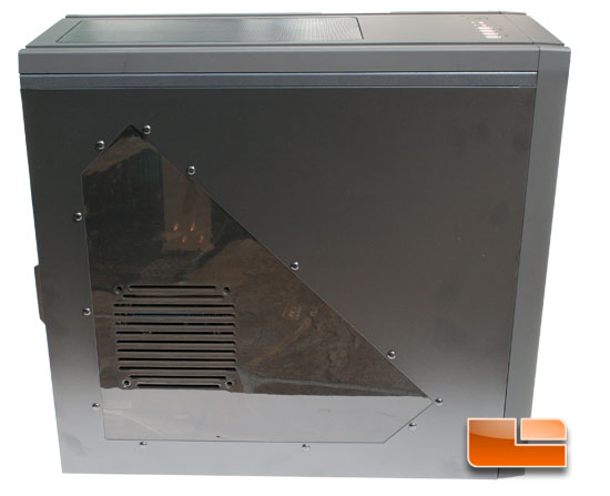 BitFenix Shinobi Window install panel on
