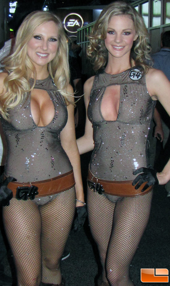 The Sexiest Booth Babes Of E3 2011 Legit Reviewssexy Xxx
