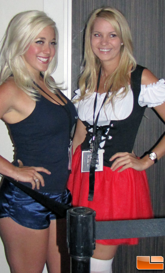 The Sexiest Booth Babes Of E3 2011 Page 9 Of 9 Legit
