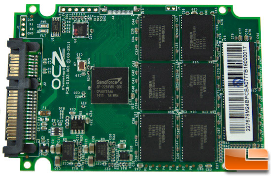 VERTEX 3 MI 240GB PCB