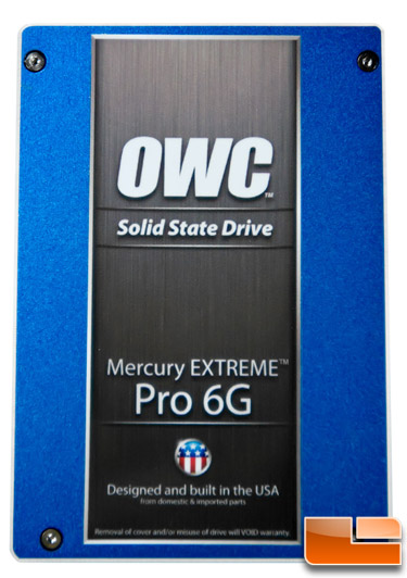 OWC Mercury EXTREME Pro 6G 240GB SSD Review