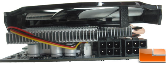 Gigabyte GeForce GTX 560 OC Video Card Power Connector