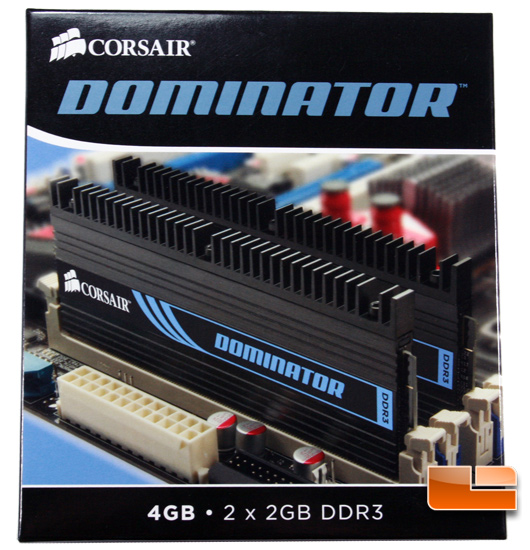 Corsair Dominator Box