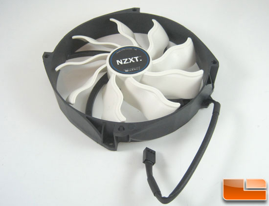 NZXT Havik 140 CPU Cooler fans