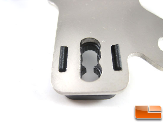 NZXT Havik 140 CPU Cooler plate holes