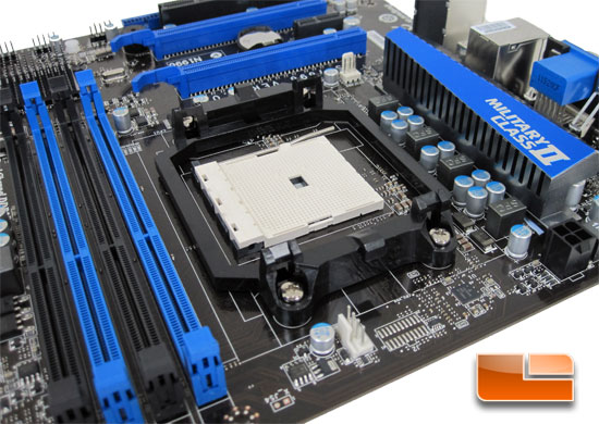 MSI A75MA-G55 AMD Socket FM1 Motherboard Review - Page 3 of