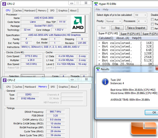 Amd a6 review / 8 week challenge boot camp