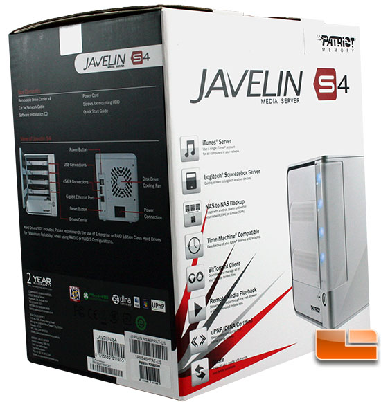 Javelin Box Angle