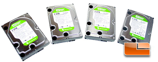 WD Drives