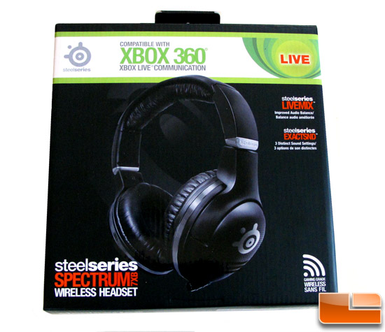 SteelSeries Spectrum 7xb