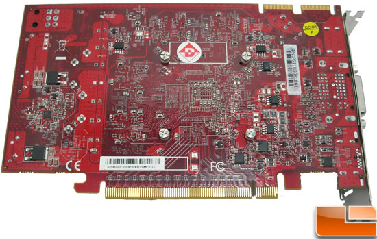 Diamond Radeon HD 6770 XOC Video Card Back