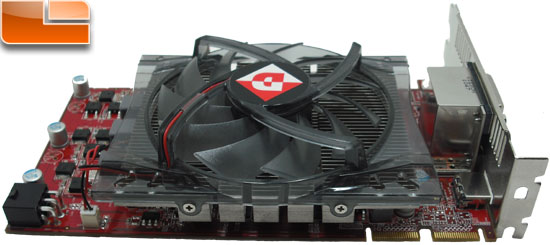 Diamond Radeon HD 6770 XOC Video Card Top