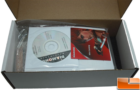 Diamond Radeon HD 6770 XOC Video Card Inner Box
