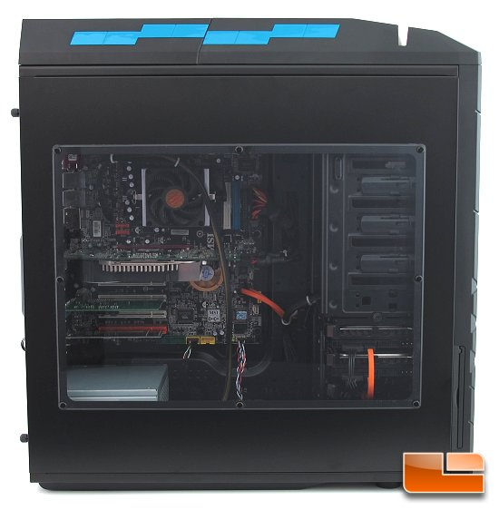 SilverStone Precision PS06 Case with System
