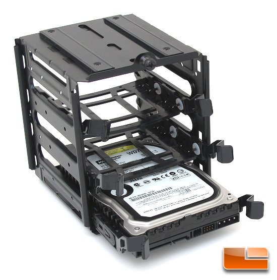 SilverStone Precision PS06 HDD Cage