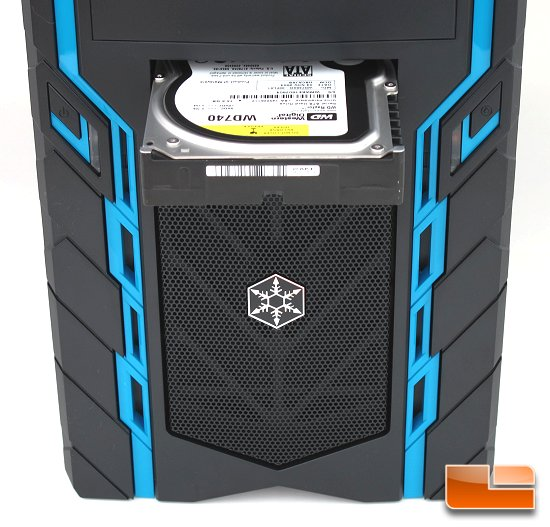 SilverStone Precision PS06 Hot Swap Drive Bay