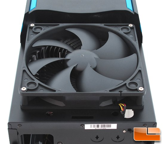 SilverStone Precision 180mm Intake Fan