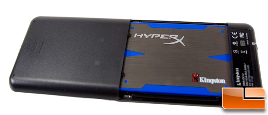 Kingston HyperX 240GB USB Enclosure