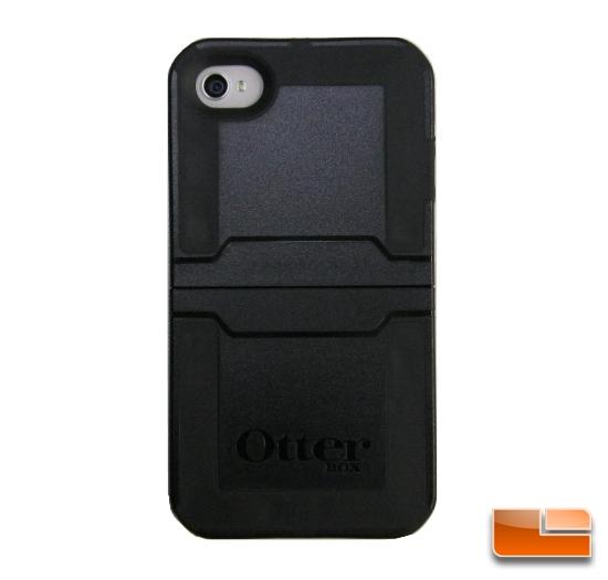 Otterbox Reflex iPhone 4 Case Backside