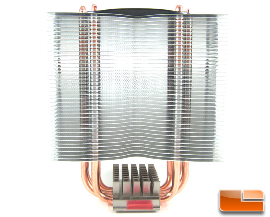 GELID Solutions Rev2 Tranquillo CPU Cooler front