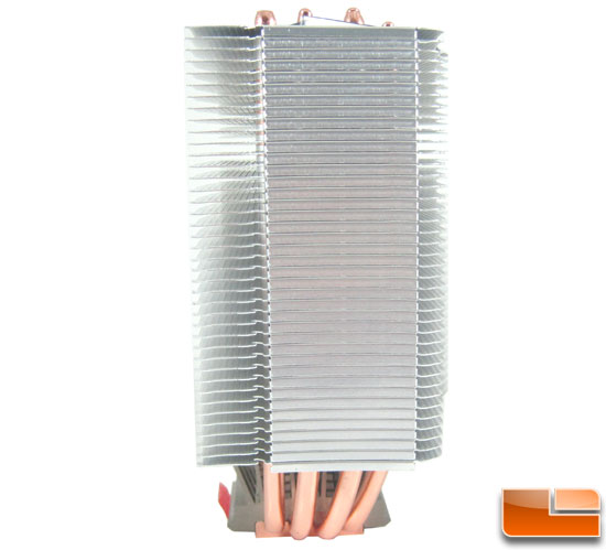 GELID Solutions Rev2 Tranquillo CPU Cooler side