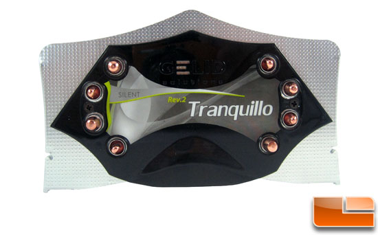 GELID Solutions Rev2 Tranquillo CPU Cooler fin profile