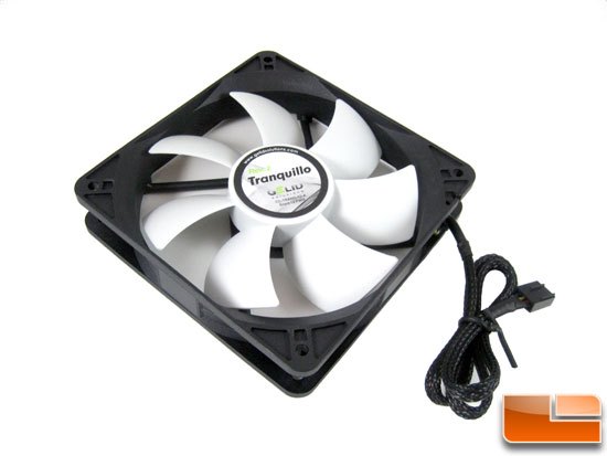 GELID Solutions Rev2 Tranquillo CPU Cooler Fan