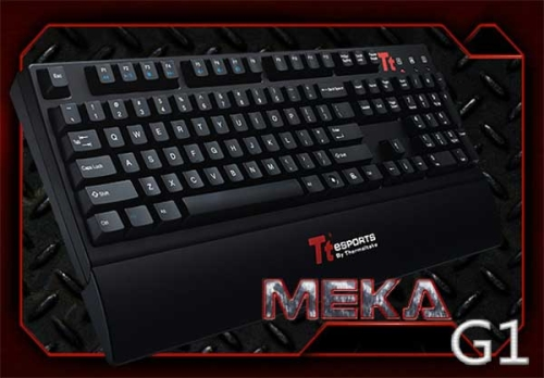 Thermaltake eSports Meka G1 Mechanical Gaming Keyboard