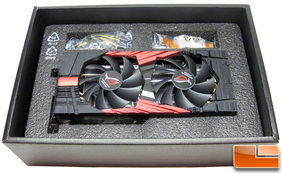 ASUS ROG MARS 2 Video Card Box