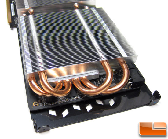 ASUS ROG MARS 2 Video Card GPU Cooler