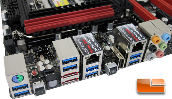 ASUS Maximus IV Extreme-Z Intel Z68 Motherboard Layout