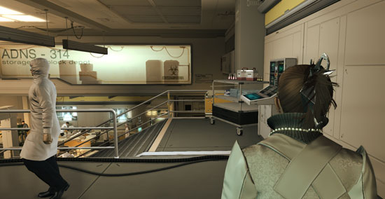 Deus Ex Human Revolution PC Game