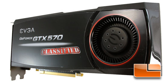 EVGA GeForce GTX 570 HD Classified