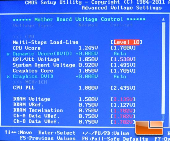 How to set ram timings in bios gigabyte