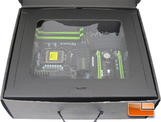 GIGABYTE G1 Sniper 2 Motherboard Retail Packaging