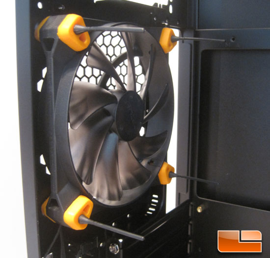 Antec Solo II 120mm TrueQuiet fan