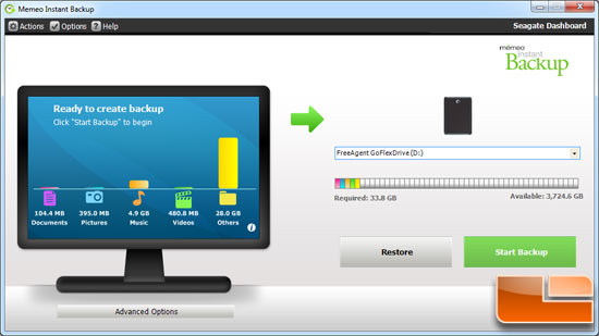 Memeo Backup Software