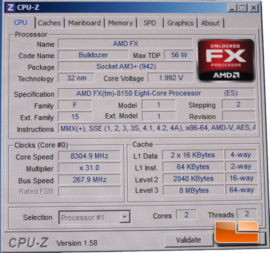 AMD FX-8150 Liquid Helium Overclocking