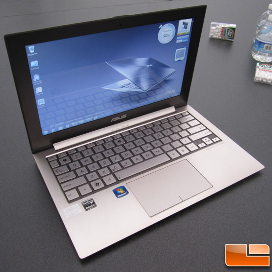 ASUS UX21 Intel Ultrabook