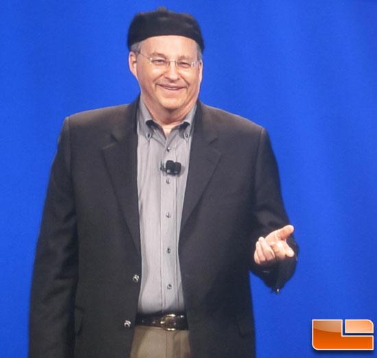 Intel IDF 2011 Closing Keynote – Intel CTO Justin Rattner