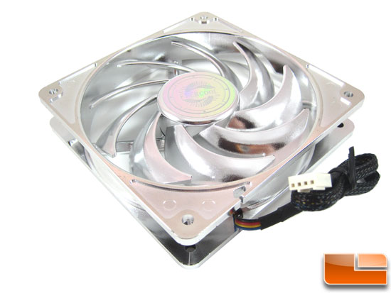 Evercool Transformer 3 CPU Cooler fan