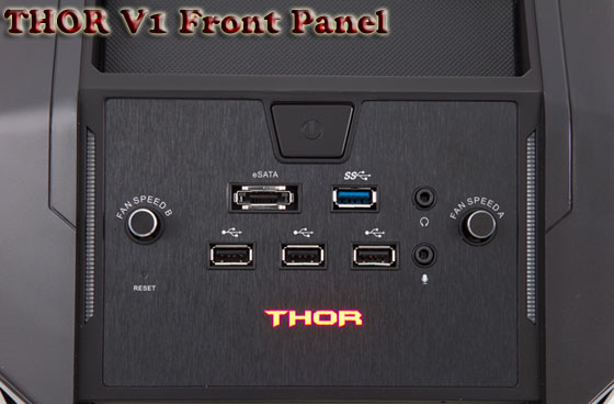 Thor Front Panel