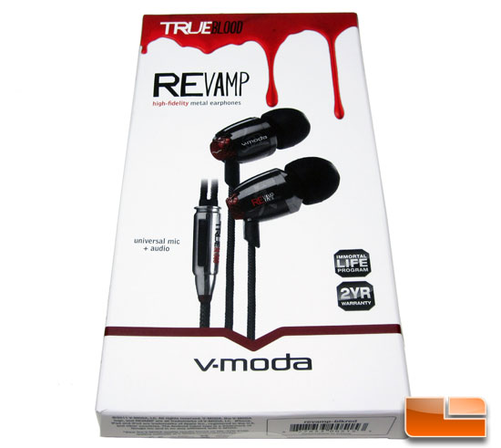 V-Moda True Blood Revamp Headphones