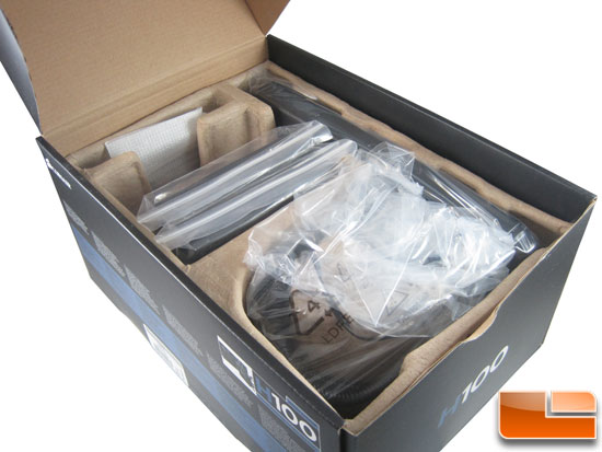 Corsair Hydro Series H100 packing