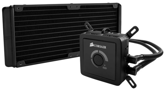 Corsair Hydro Series H100 CPU Water Cooling Kit Review