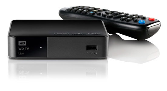 Western Digital WD TV Live – Next Generation Streaming Media Player Review