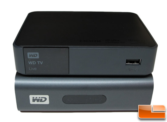 WD TV Live Generation 1 & 2