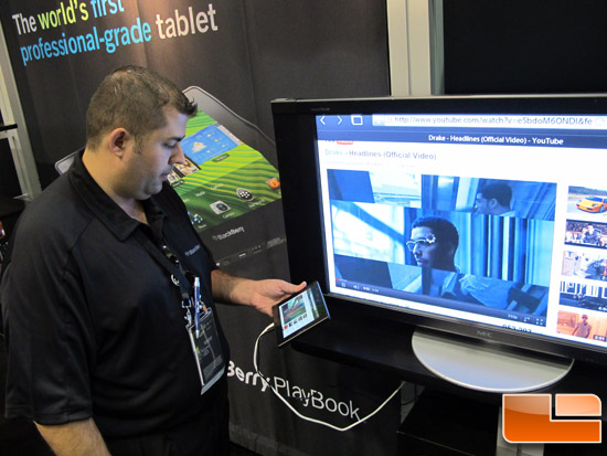 Adobe Max 2011 Blackberry Booth
