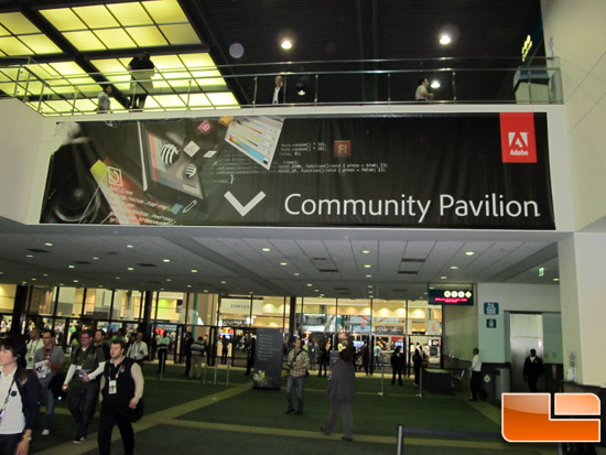 Adobe Max 2011 Los Angeles